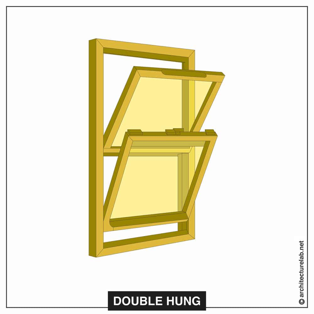 2 double hung
