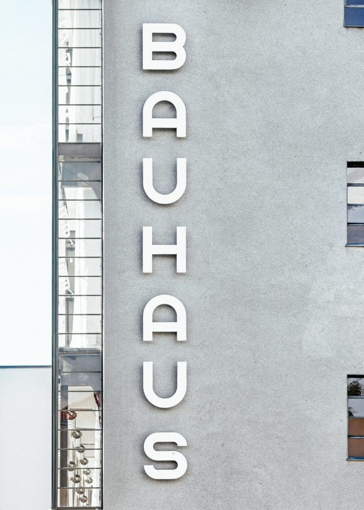 What is bauhaus and where it is