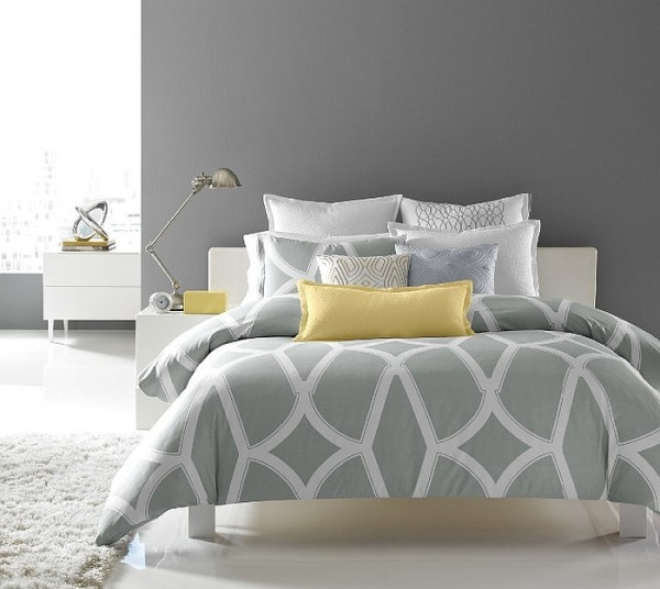 30 Yellow and Gray Bedroom Ideas That\'ll Blow Your Mind Off ...