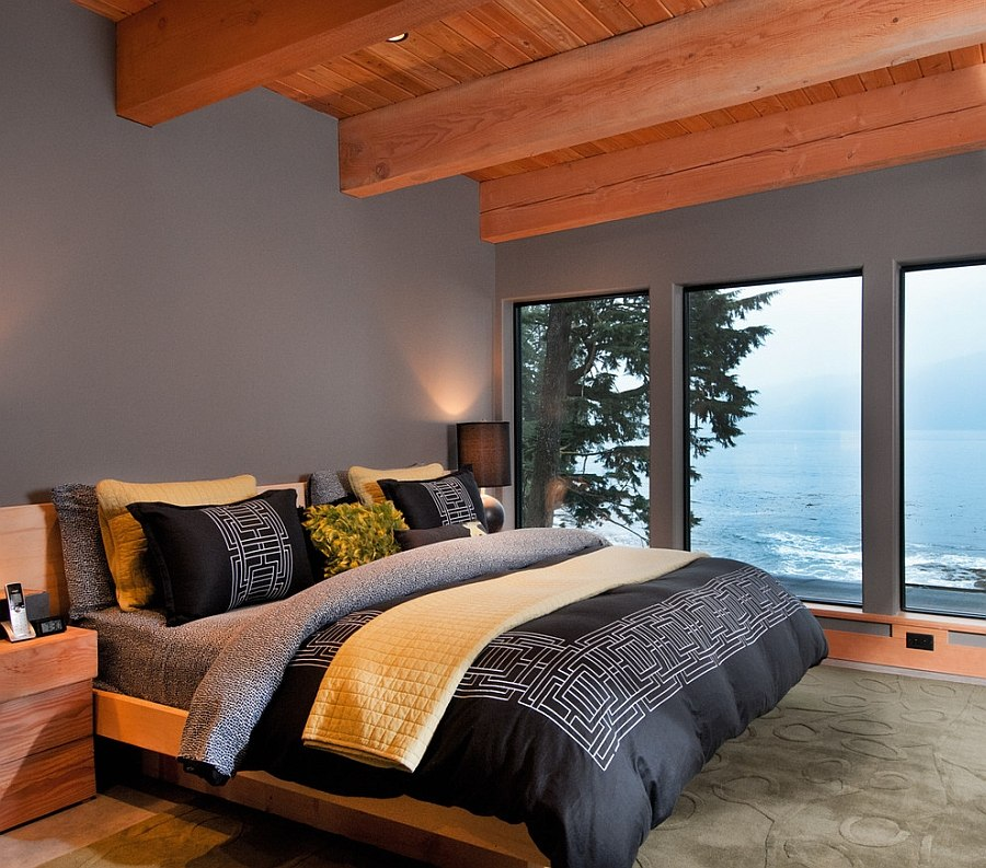 30 Yellow and Gray Bedroom Ideas That'll Blow Your Mind Off