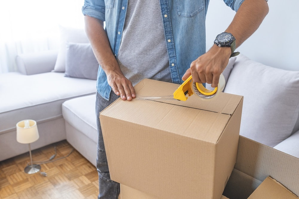 How to organize plan and prepare for a household move 1