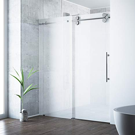 The Alcove Shower Door