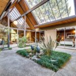 A-frame mid-century home in oregon