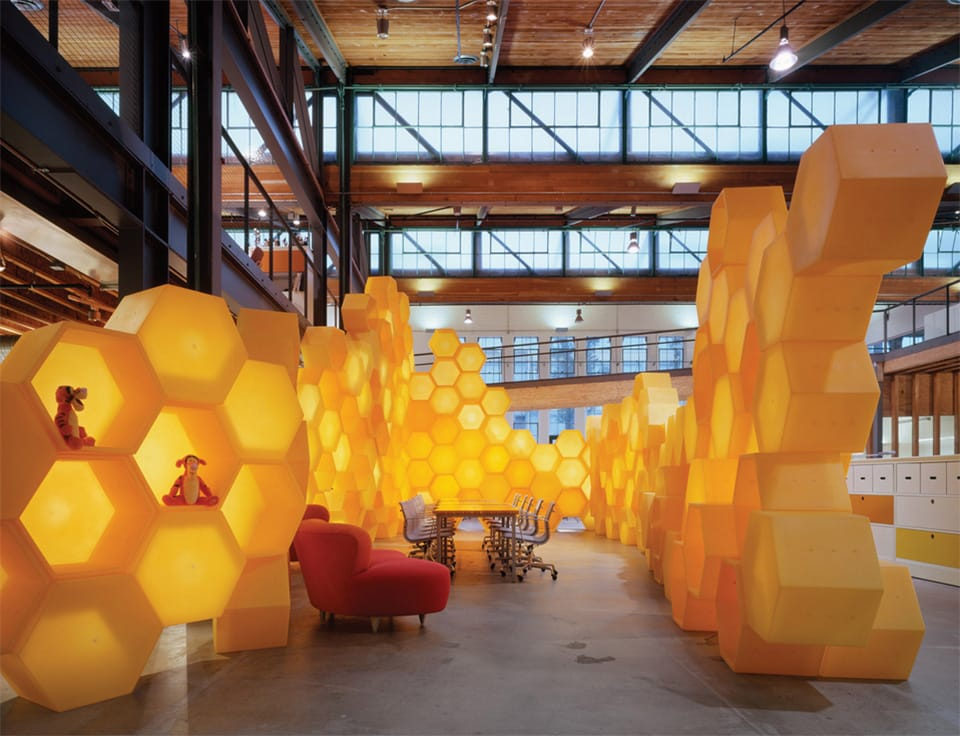 Disney store headquarters by clive wilkinson architects 31