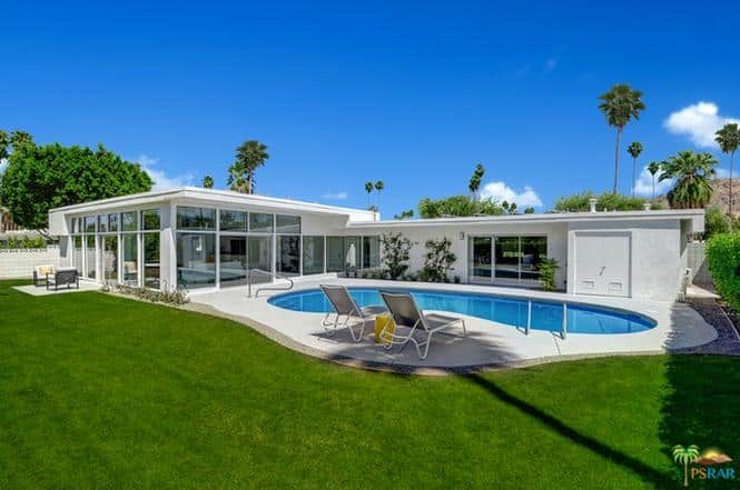 29 Mid Century Homes Exterior And Interior Examples
