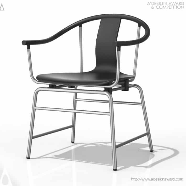 Ning collection chairs collection by jong ron lo