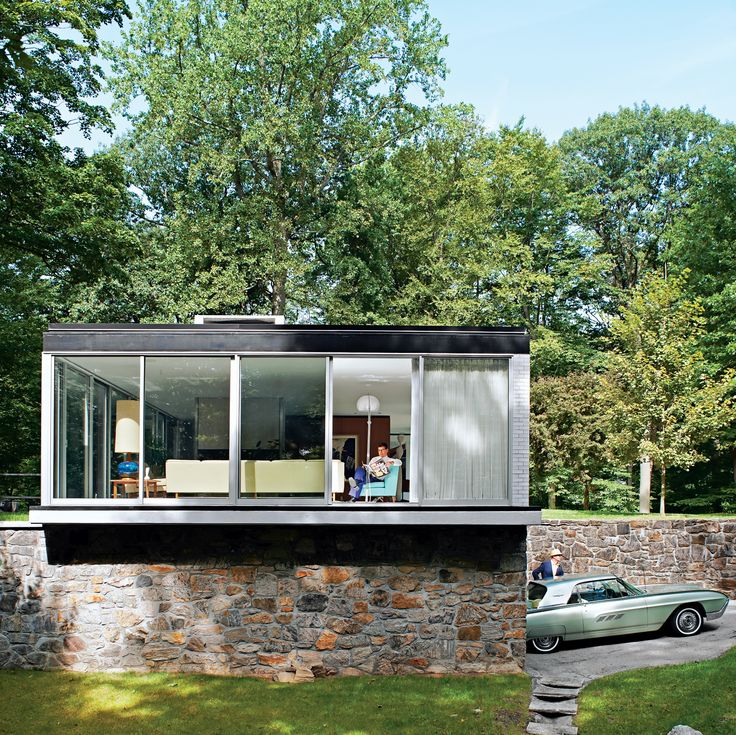 Renovated mid century home in new york 2