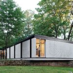 Renovated mid-century home in new york