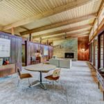 Mid-century homes – exterior and interior examples & ideas