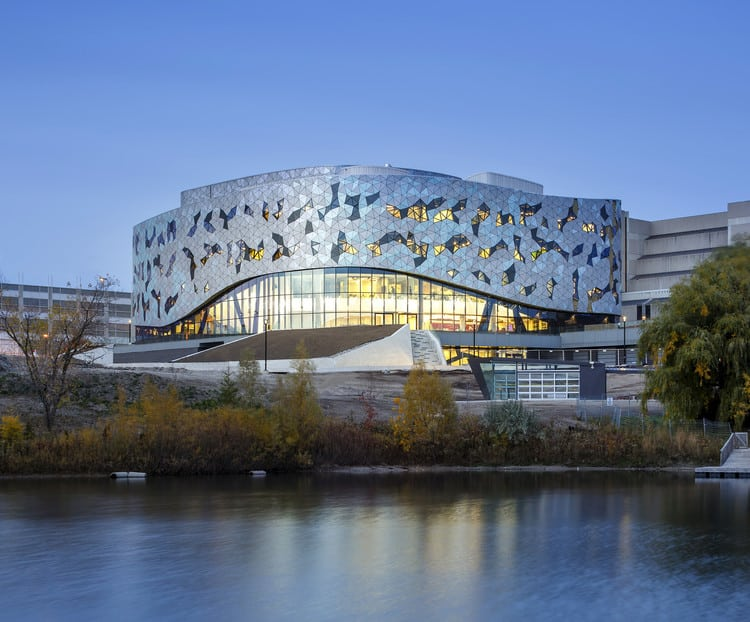 The bergeron centre for engineering