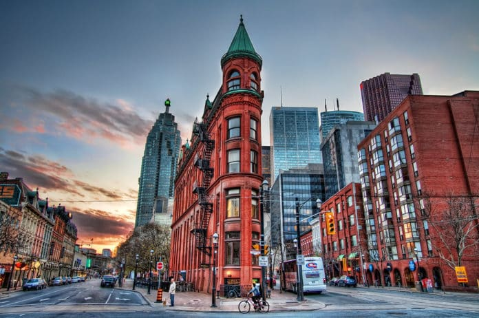 Most Important Buildings and Structures in Toronto
