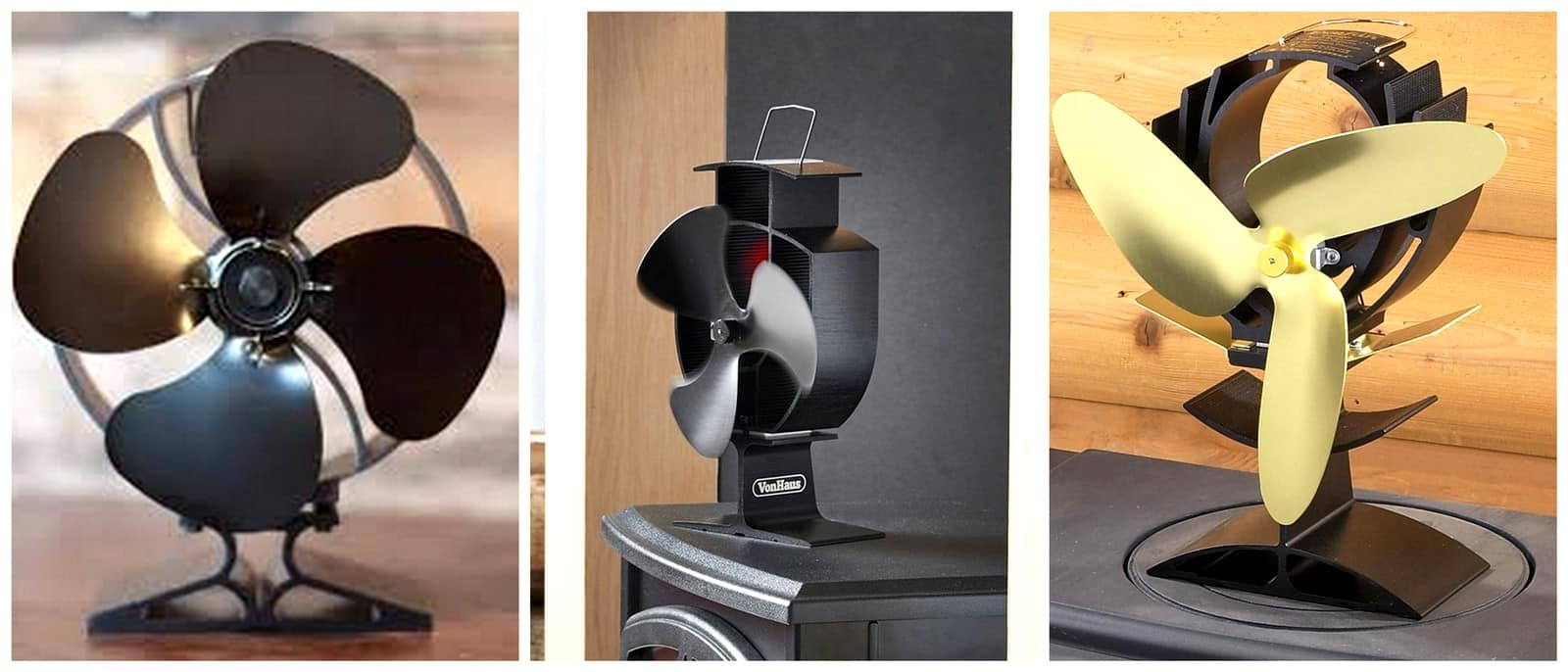 10 Best Heat Powered Wood Stove Fans Of 2020 Architecture Lab