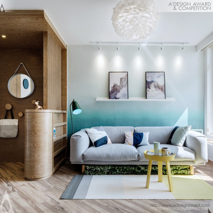Inside out residential interior design by tommy hui
