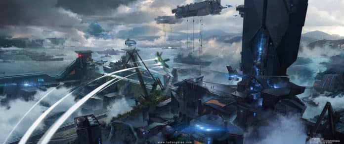 What a Concept Artist Does and Types of Concept Art Today