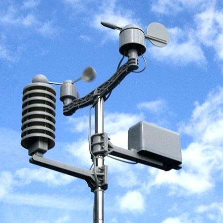 Outdoor weather station wireless home weather stations outdoor weather station with rain gauge