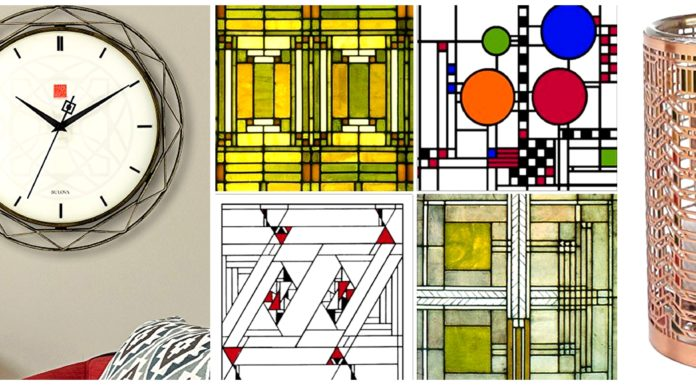 Frank Lloyd Wright Products to Inspire You (