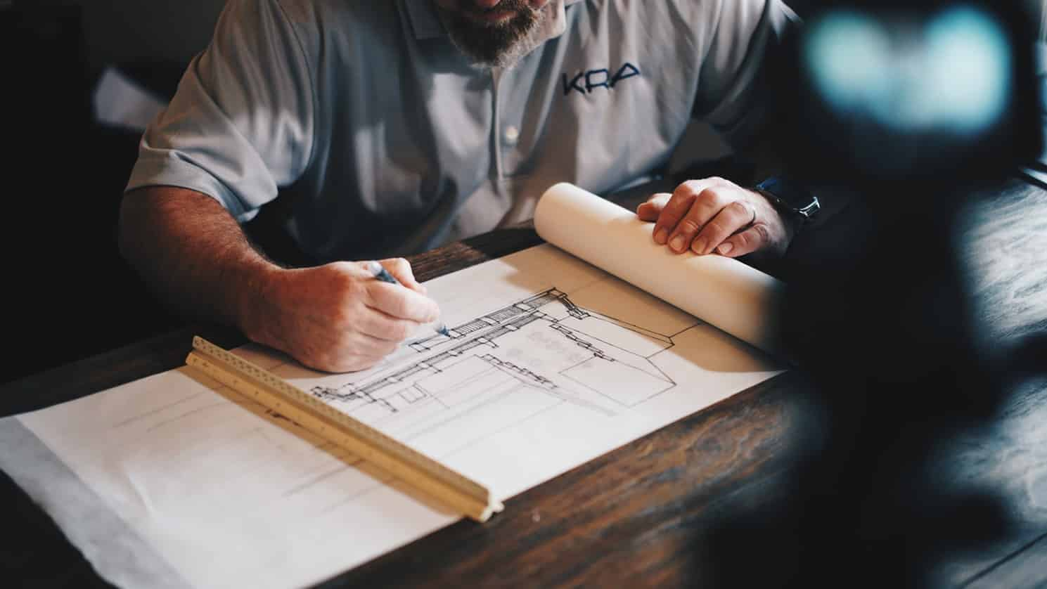 What skills are required to be an architect s