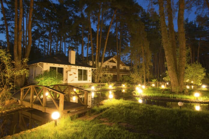 Brightest Solar Spot Lights for a Shiny Yard