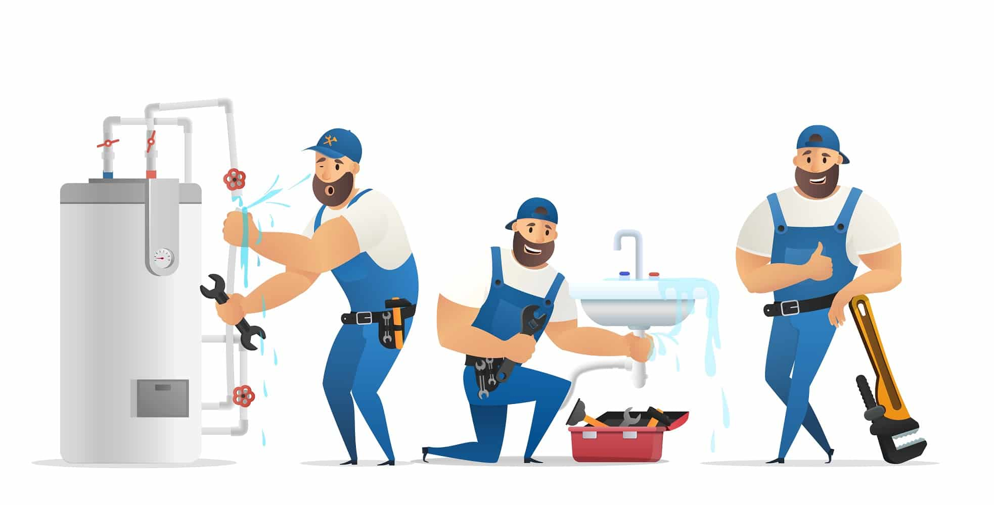 How Much Hiring An Emergency Plumber Costs? - Architecture Lab