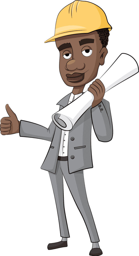 Architect engineer clipart xl