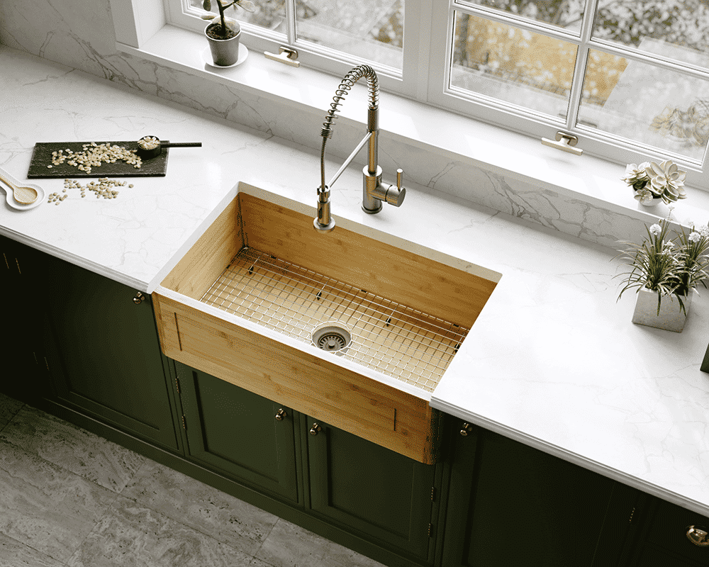 How To Wash Dishes In A Farmhouse Sink Architecture Lab
