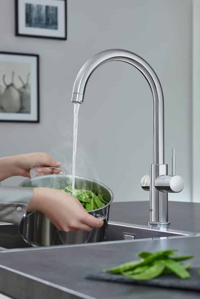 Grohe red hot water taps 1579710751