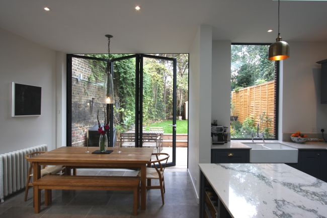 What is a bifold door and how does it work 1