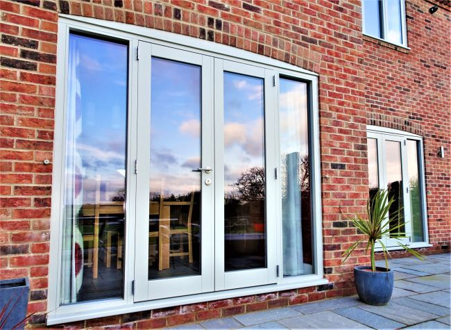 What is a bifold door and how does it work 2