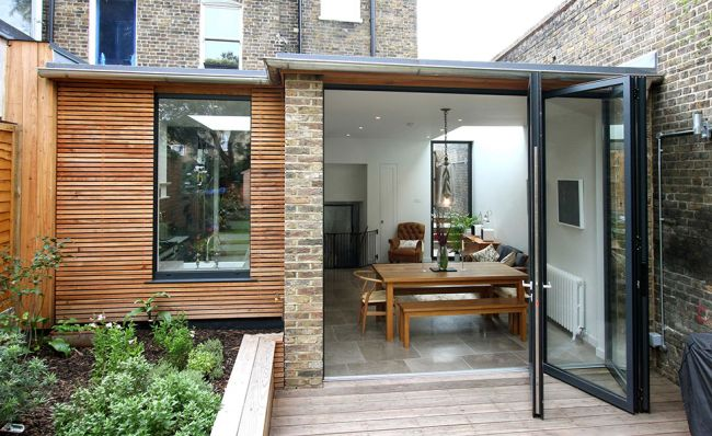 What is a bifold door and how does it work 4