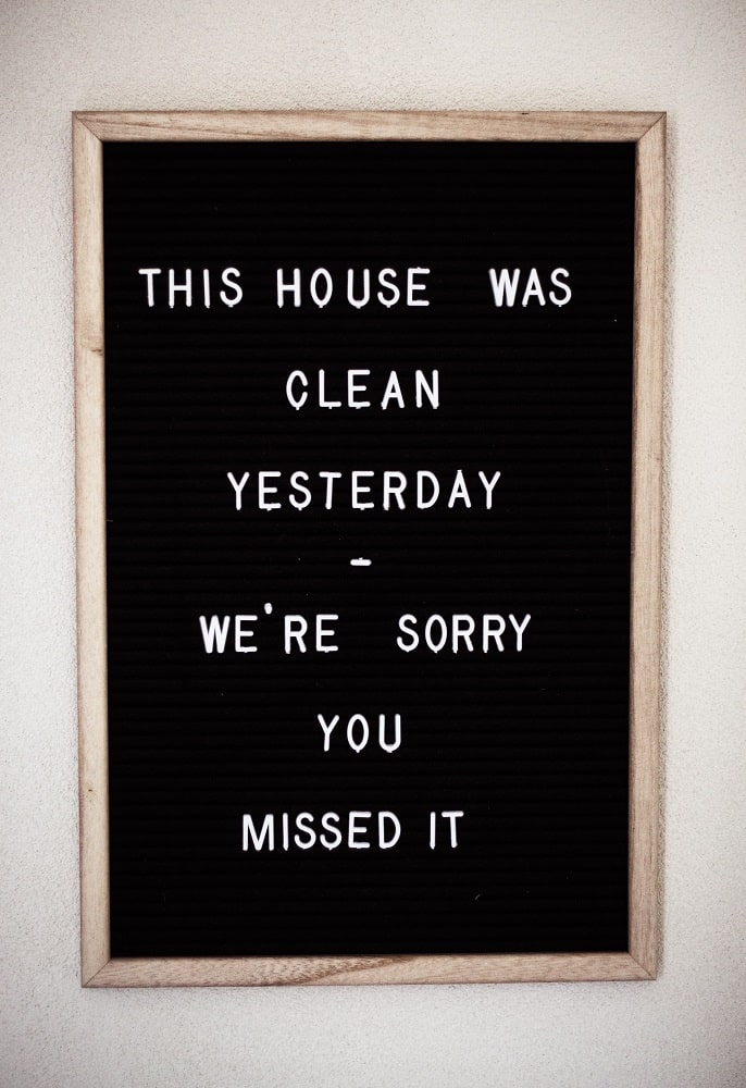 The optimal frequency of cleaning everything in your house 2