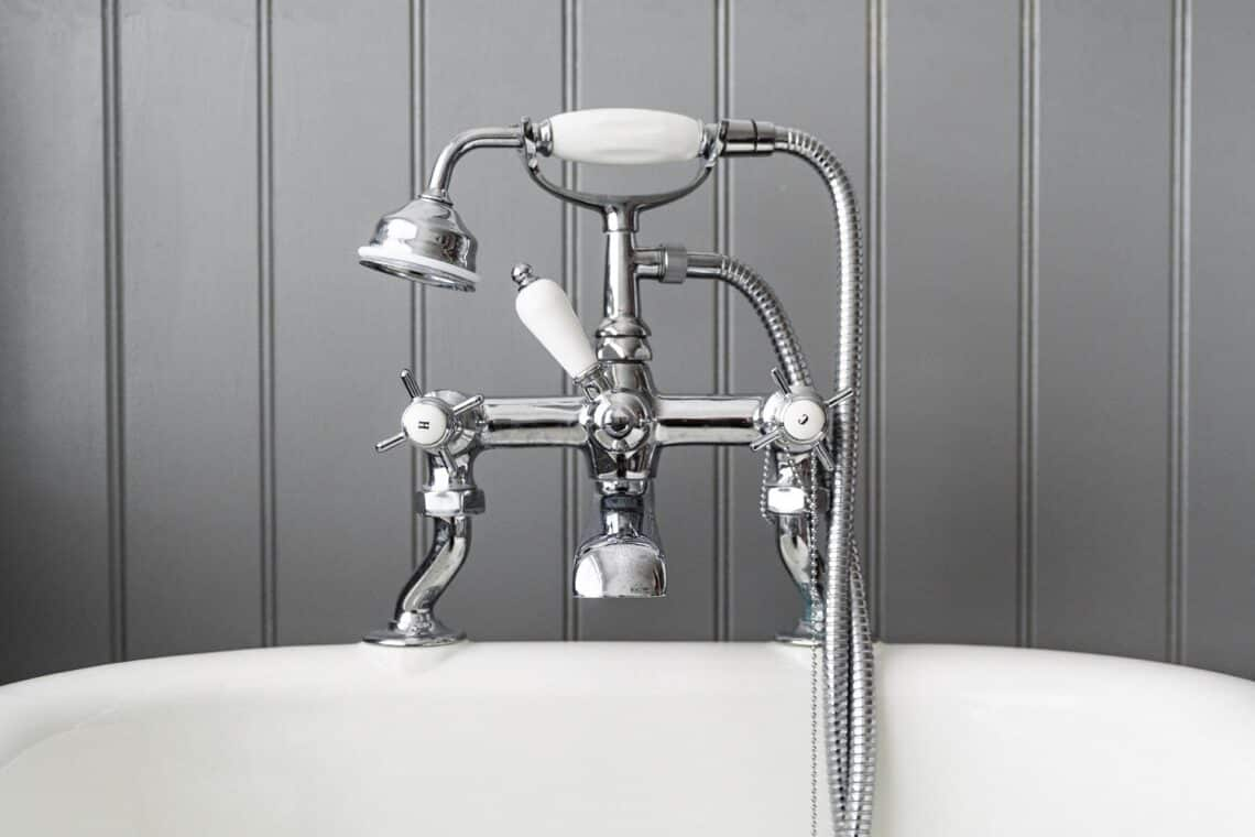 Why does the shower water pressure drop what you can do 1
