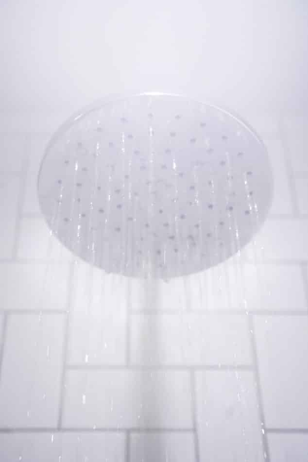 Why does the shower water pressure drop what you can do 5