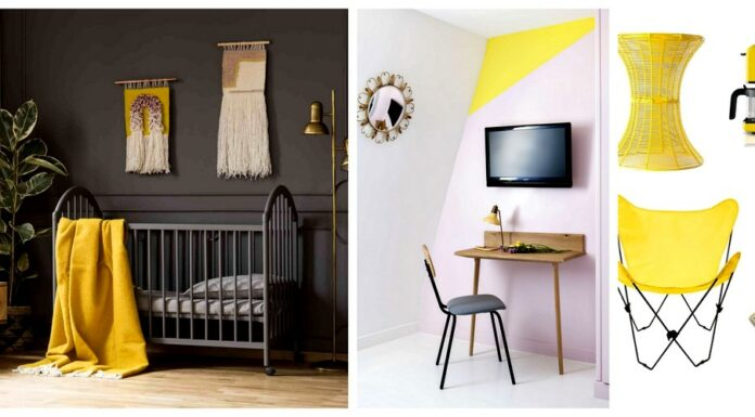 Colors That Go With Yellow + Feng Shui Guide