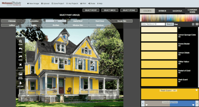 13 Free Virtual House Paint Visualizer Software Architecture Lab