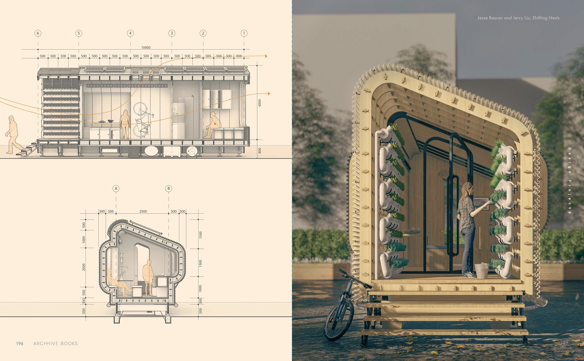 What is small scale architecture 1