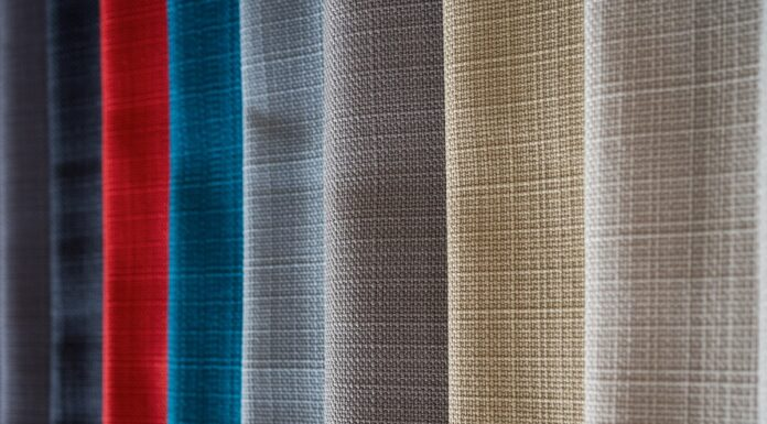 Different Types of Upholstery Fabric For Indoor/Outdoor Furniture