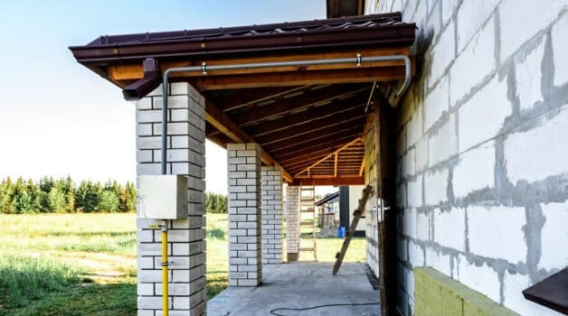 Best gutter guards for a low maintenance home 02