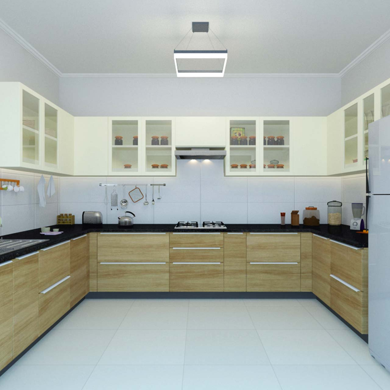Kitchen designs and layouts 6