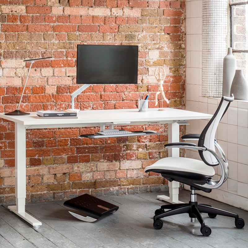 Best home office desk humanscale 1