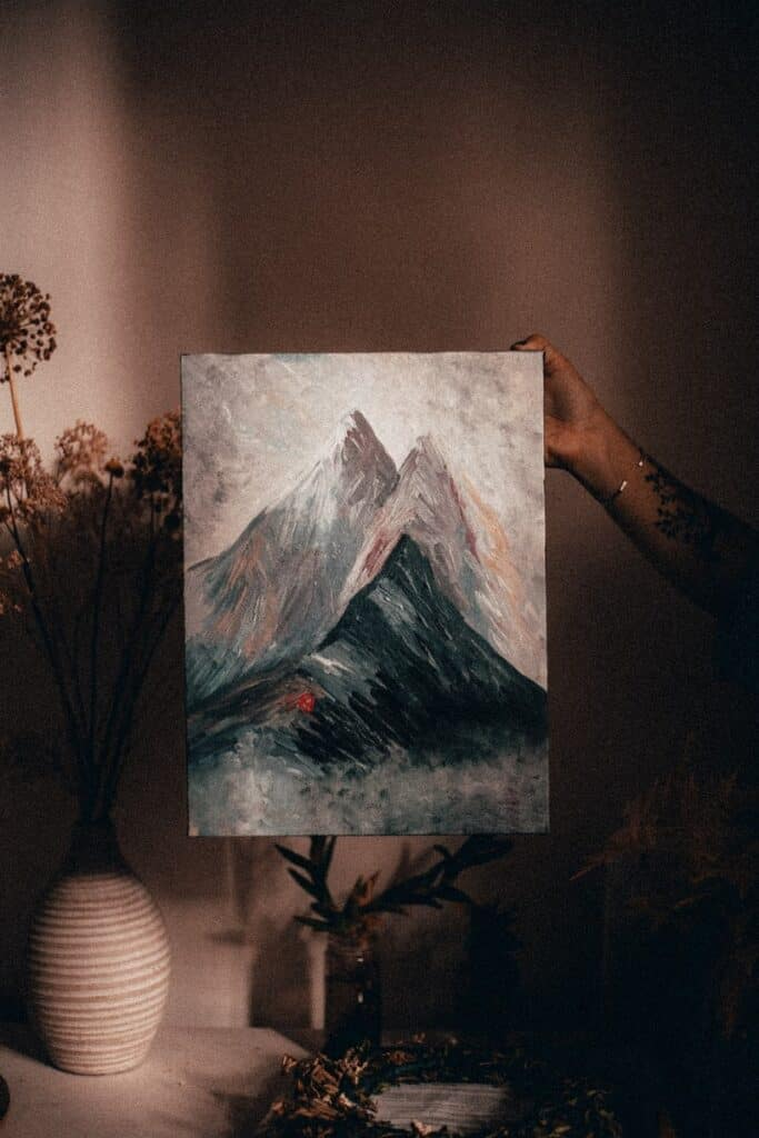 How to clean canvas prints safely easily 2