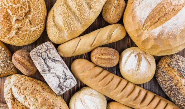 Types of bread for extraordinary meals 02